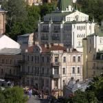 15 serpnja 2004 - Andrijivskyj uzvizfoto Jurija PEREBAJEVA